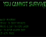 Play You cannot survive v1.04