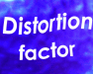 Play Distortion Factor
