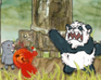 Play Pandamonium