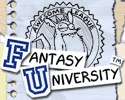 Play Fantasy University