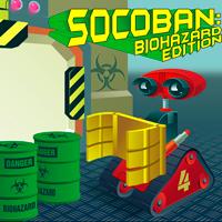 Play Sokoban biohazard edition