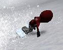 Play The snowboard game