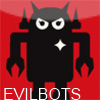 Play Evilbots! 8 bit retro fun
