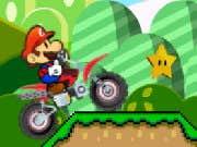 Play Mario Motocross Mania