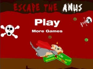Play Escape the Anus