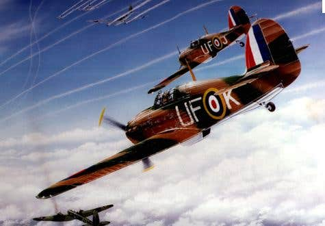 Play Battle of Britain WW2
