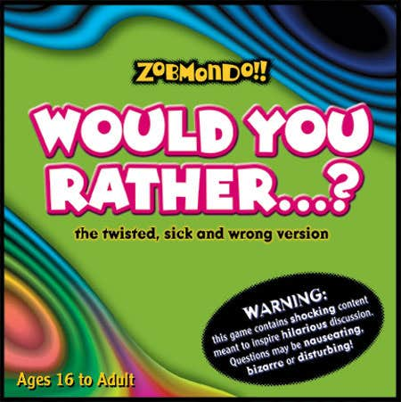 Play Would You Rather!