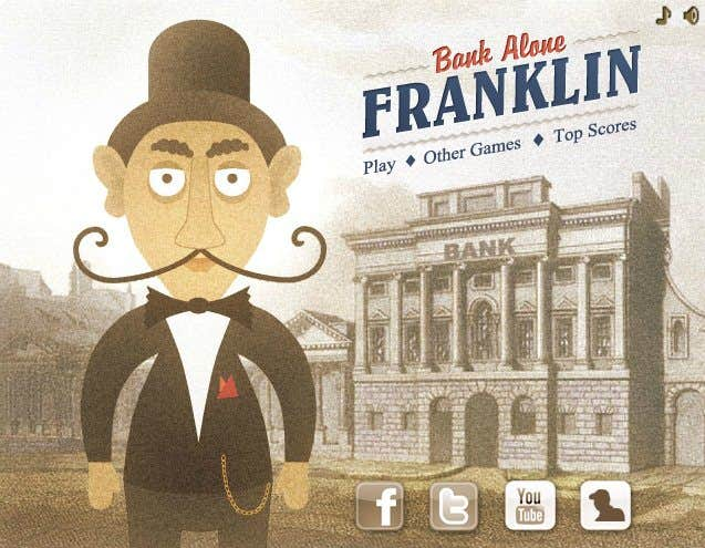 Play Franklin: Bank Alone