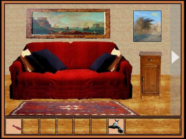 Play Escape from the oil painting room