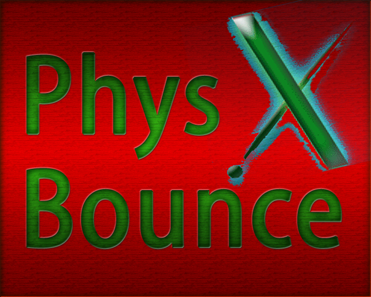 Play PhysX Bounce 2.0