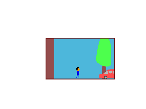 Play Jumping Man in Blue