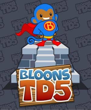 Play Bloons Tower Defence 5