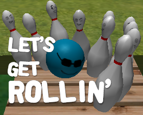 Play Let's Get Rollin'