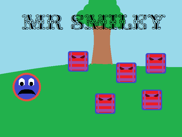 Play Mr. Smiley