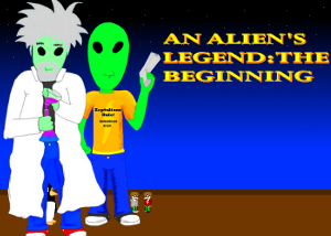 Play An Alien&#x27;s Legend: The Beginning