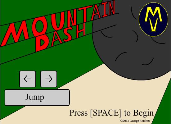 Play Mountain Dash