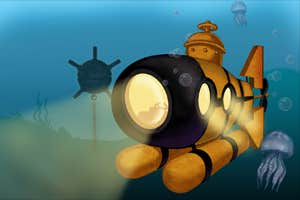 Play Bloomo: A Submarine Adventure