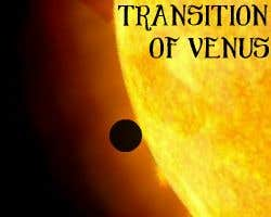Play Transition of Venus