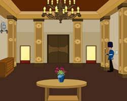 Play Blue Diamond Theft Escape