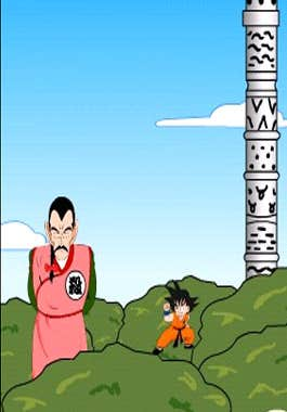 Play Dragon ball 2