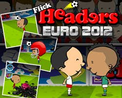 Play Flick Headers Euro 2012