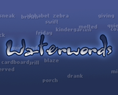 Play Waterwords