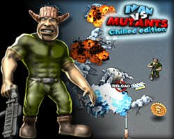 Play Ivan Vs Mutants : CE