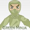 Play Green Ninja