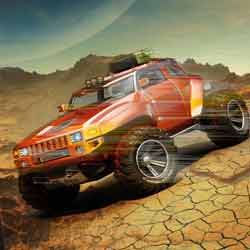 Play Monster Race 3D