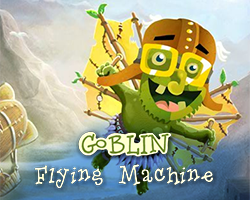 Play Goblin Flying Machine
