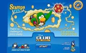 Play club penguin