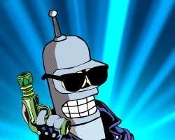 Play Futurama Bender Scores