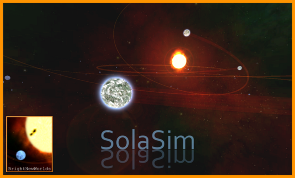 Play SolaSim 3.0