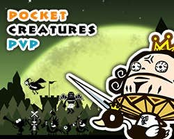 Play Pocket Creature PVP
