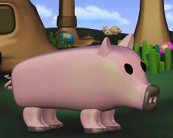 Play Conan, the Mighty Pig