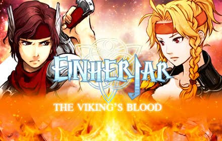 Play Einherjar - The Viking's Blood