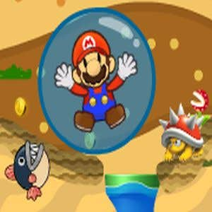 Play Mario Bubble Escape