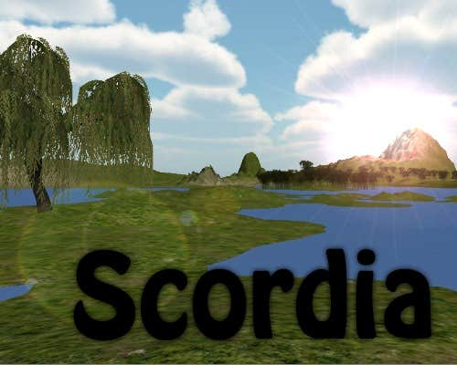 Play Scordia RPG Gamma
