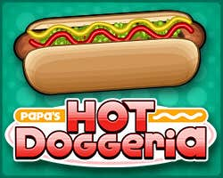 Play Papa&#x27;s Hot Doggeria