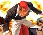 Play The king of fighters BaShen wars
