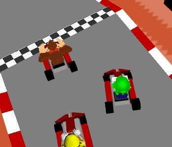 Play Mario Kart 3D