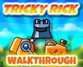 Play Tricky Rick WALKTHROUGH