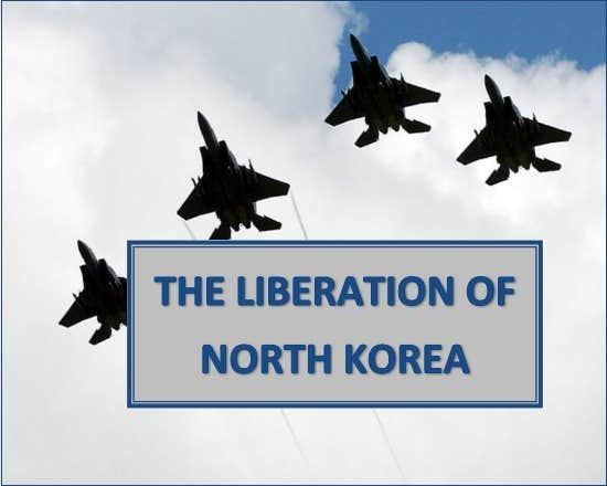Play THE LIBERATION OF NORTH KOREA