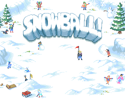 Play Snowball!
