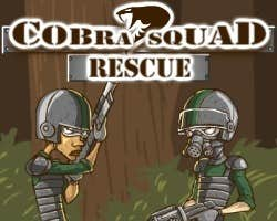 Play Cobra Squad Rescue