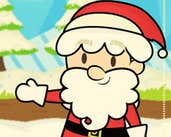Play Super Santa and the Christmas Minions