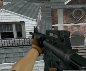 Play Counter Strike M4A1 2
