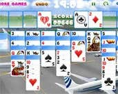 Play Airport Solitaire Game