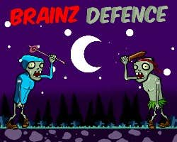 Play Brainz defence