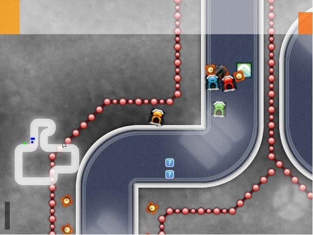 Play Mini-Race